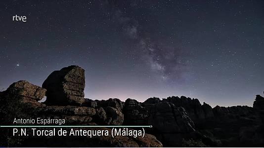 Temperaturas máximas altas en la mitad occidental peninsular, litoral norte de Alborán, extremo oriental de la meseta Sur, norte de Aragón, áreas de Cataluña y Canarias