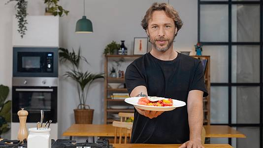 Salmorejo en ensalada: Gipsy Chef reinventa el salmorejo cordobés