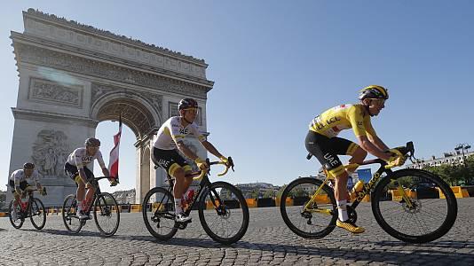 Programa Tour de Francia. Resumen 3ª semana