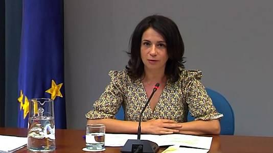 Comparecencia de Mª José Sierra y Silvia Calzón - 19/07/21