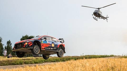 Campeonato del Mundo. Rallye de Estonia. Resumen