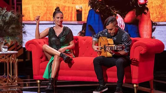 "India Martínez canta ""Se acabó"" de María Jiménez"
