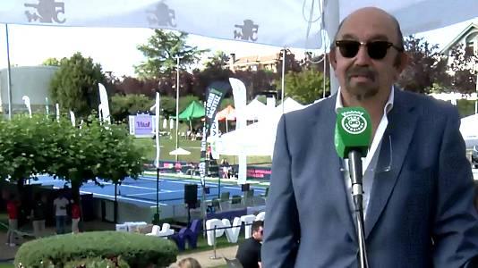 Torneo WTA Vitoria. Resumen