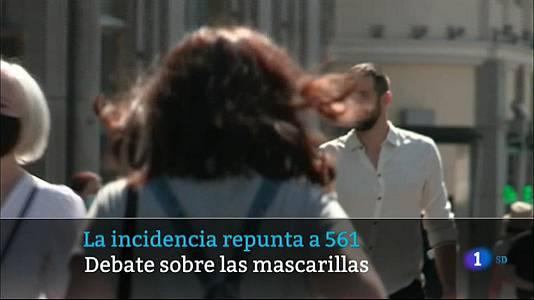 Informativo de Madrid 1   21/07/2021