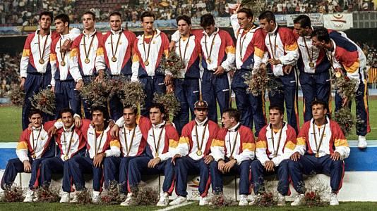 Los grandes éxitos olímpicos de la selección