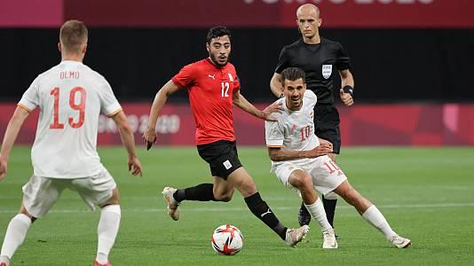 Fútbol: Egipto - España