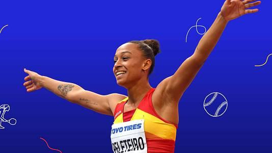Ana Peleteiro, a unos centímetros de la gloria olímpica
