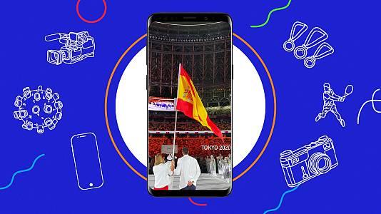 Así ha vivido la delegación española la inauguración
