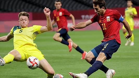 Fútbol: Australia-España