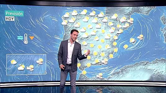 Descenso notable de las temperaturas en el sudeste peninsular y Baleares