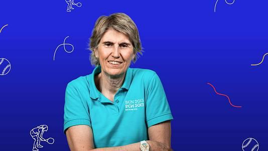 Paloma del Río, la voz del deporte en femenino