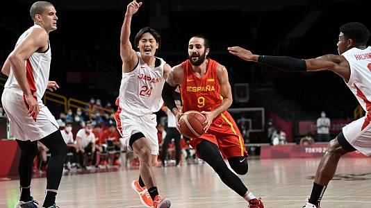 Baloncesto: España - Japón