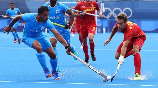 Hockey: España - India