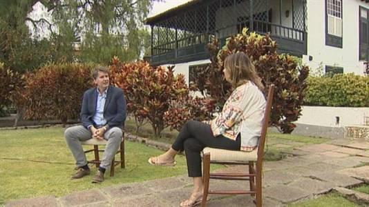 TVE habla con Carlos Cólogan - 24/07/2021