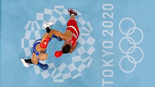 Boxeo: Peso pesado: Emmanuel Reyes - V. Levit