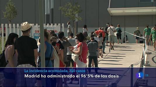 Informativo de Madrid 1 27/07/2021
