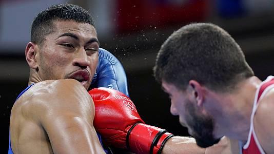 Boxeo: Semipesado: Jalidov Gafurova - Paulo Aokuso