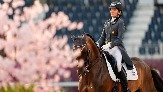 Hípica Doma Clásica: final femenino
