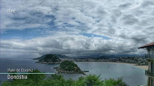 Nuboso o con intervalos nubosos y precipitaciones débiles en Galicia, área cantábrica y norte de las Canarias montañosas