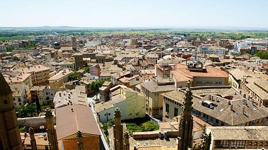 Huesca, ciudad que vuela
