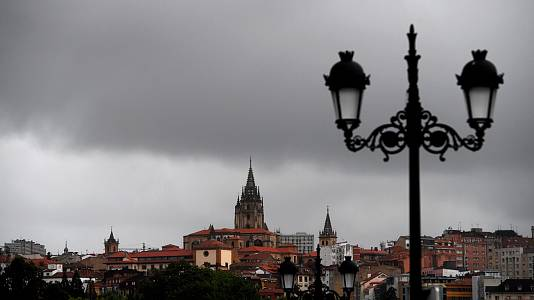 Cielos cambiantes en gran parte de España y posibilidad de tormentas
