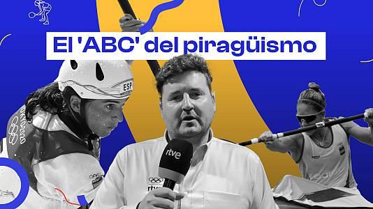 El 'ABC' del Piragüismo por David Cal