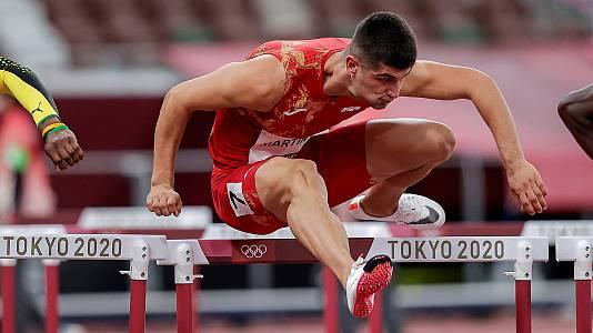 Atletismo: Sesión Vespertina. Jornada 5