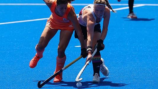 Hockey. Semifinal: Países Bajos - Gran Bretaña