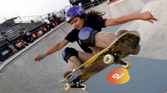 Tokyo 2020 - Skate: Park Femenino (04.08.21)