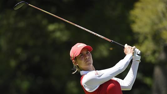 Golf: Primera ronda femenina