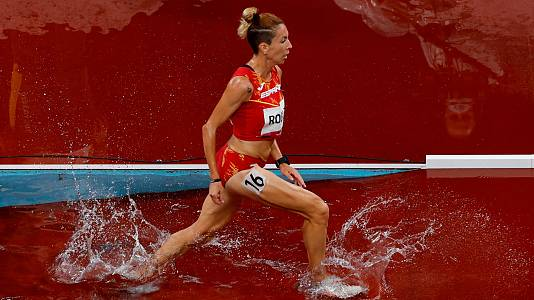 """Carolina Robles: """"Vivir unos Juegos Olímpicos es increíble"""""""