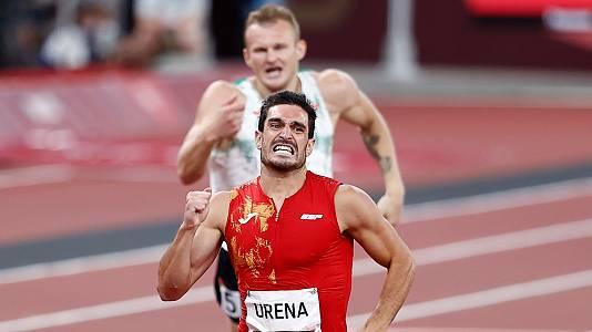 Atletismo: Sesión Vespertina. Jornada 6