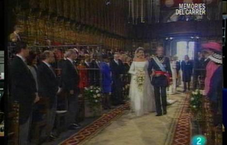 Retorn a la boda de la Infanta