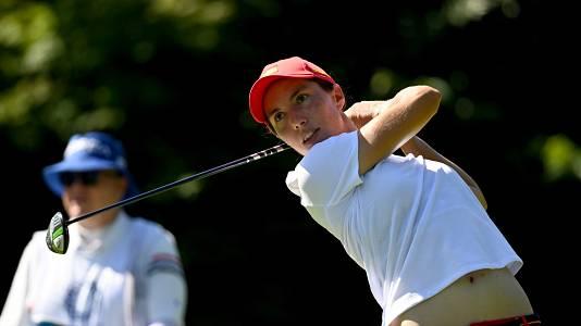 Golf:  Segunda ronda