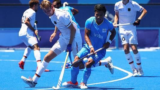 Hockey. Bronce: Alemania - India