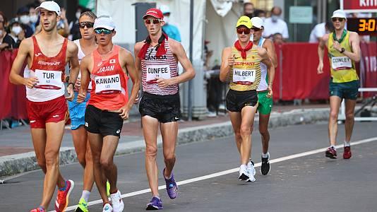 Marc Tur: ''A 500 metros de meta empecé a ver todo borroso''