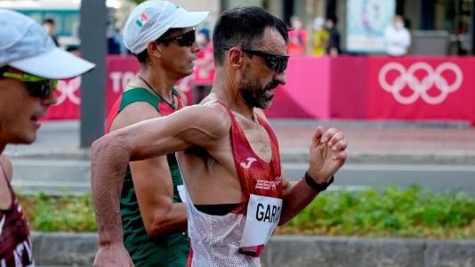 """Bragado: """"He tenido que reducir ritmo. Las piernas no iban"""""""