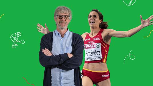 Atletismo en Tokyo 2020 por Amat Carceller y Nuria Fernández