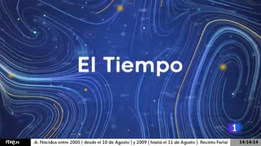 El tiempo en Castilla y León  - 10/08/21