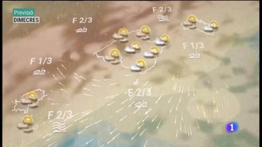 El temps a les Illes Balears - 10/08/21