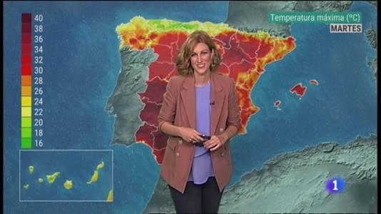 El Tiempo en la Comunitat Valenciana - 10/08/21