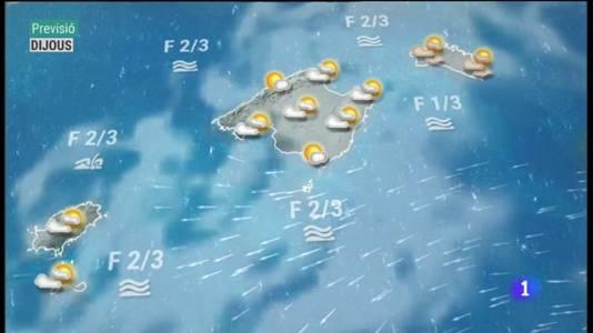 El temps a les Illes Balears - 11/08/21