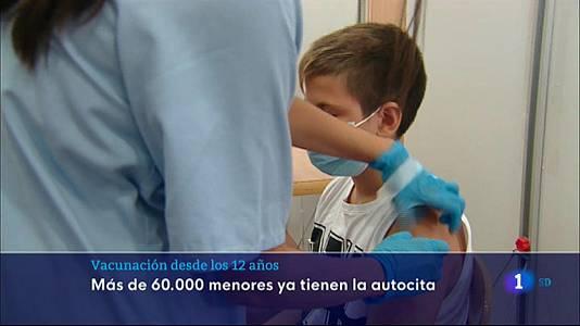 Informativo de Madrid 1 11/08/2021
