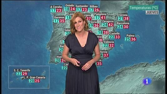 El Tiempo en la Comunitat Valenciana - 11/08/21