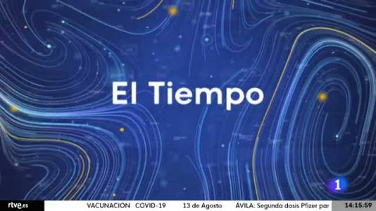 El tiempo en Castilla y León  - 12/08/21