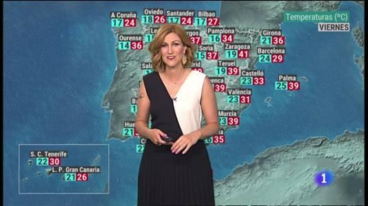 El tiempo en la Comunitat Valenciana - 12/08/21