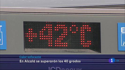 Informativo de Madrid 1 12/08/2021