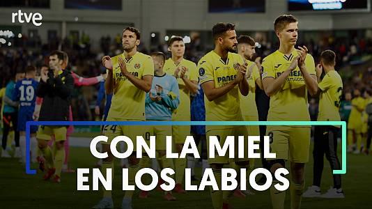Así vivió la afición del Villarreal el partido de la Supercopa