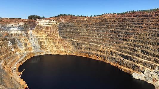 Huelva y el río Tinto: la historia de la minería en España