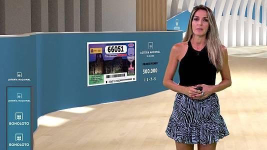 Sorteo de la Lotería Nacional, Bonoloto, Primitiva y Jóker del 12/08/2021